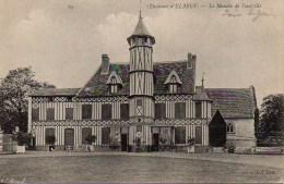 76 Environs D'ELBEUF  Le Manoir De Tourville - Elbeuf