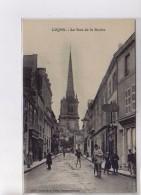 LUCON - La Rue De La Roche - Très Bon état - Lucon