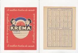Publicité - Protege-Cahiers - KREMA - Blotters