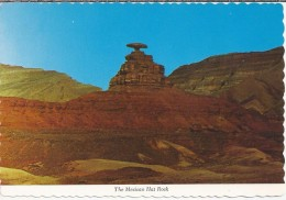 VS.- The Mexican Hat Rock. Utah.  2 Scans - Mexico