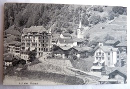 SUISSE VALAIS - FINHAUT - J.J. 8789 - VD Waadt
