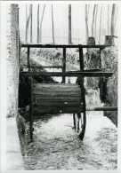 AAIGEM - Erpe-Mere (O.Vl.) - Molen/moulin - Echte Foto Van Watermolen ´De Waterrat´ (ca. 1980) Met Thans Verdwenen Rad - Places
