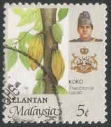 Kelantan (Malaysia). 1986 Agricultural Products. 5c Used. SG 142 - Malaysia (1964-...)