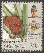 Kelantan (Malaysia). 1986 Agricultural Products. 20c Used. SG 145 - Malaysia (1964-...)
