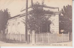 VILLENAVE D'ORNON  ( Gironde ) - Bureau De Poste - France