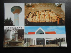 (66) CARTE POSTALE : CABESTANY - Multi-vues - Cabestany