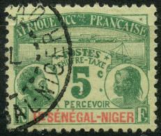 Haut Senegal Et Niger (1906) Taxe N 1 (o)
