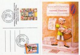 MILANO 2010 - Pinocchio Incontra I Bambini - - Comicfiguren