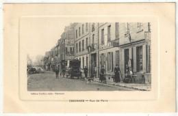 91 - ESSONNES - Rue De Paris - Edition Cordier - Essonnes