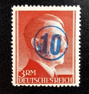Germany 1945 Lokalausgabe Chemnitz Postfrisch - Zone Soviétique