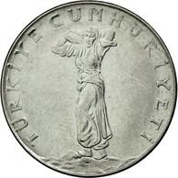 Monnaie, Turquie, 25 Kurus, 1973, TTB+, Stainless Steel, KM:892.3 - Turquie