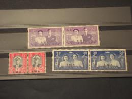 S.W.A. - 1947 VISITA 6 VALORI - NUOVI(++) - Sud Africa (...-1961)