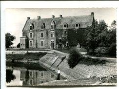 CP -comper (56) Chateau - Frankreich