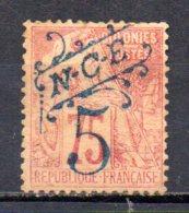 3/ Nouvelle Calédonie : N° 38 Neuf (X)   , Cote :  28,00 € , Disperse Trés Belle Collection ! - Nuevos