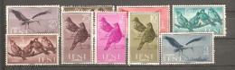 Serie Nº 137/45 Ifni - Birds