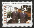 Litauen, 2013, 1140,  Atlantikflug Von Dariaus Und Skrydziui.  MNH ** - Lituania