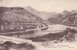 Albertville Vallée D'Albertville Et Le Mont-Charvin - Albertville