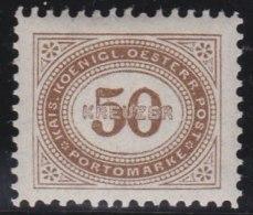 Osterreich         Yvert   Taxe  9           **                 Postfrisch  /  MNH - Segnatasse
