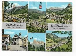 ORTISEI ST ULRICH VIAGGIATA FG - Bolzano (Bozen)
