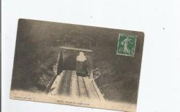 FOUG TUNNEL DU CHEMIN DE FER (TRAIN CIRCULANT) 1912 - Foug