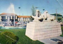 Saint-Etienne (Loire) - Monument Des Résistants-Déportés 1940-1945 - Saint Etienne