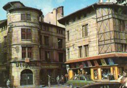 Saint-Etienne - Loire - Place Du Peuple Et Maison Anciennes - Saint Etienne