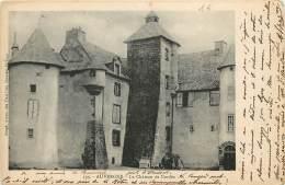 Dep - 63 - ORCIVAL  Chateau De CORDES - Autres Communes