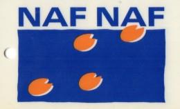 ETIQUETTE A  BAGAGES  NAF NAF - Étiquettes à Bagages