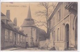 Culan L'Eglise N° 110 - Culan