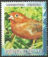 Mali MNH - Family WAXBILLS + MUNIAS And ALLIES - Orange-breasted Waxbill ( Amandava Subflava ) - Zangvogels