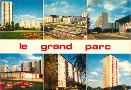 Bordeaux  - Le Grand Parc  ,divers Vues                           M353 - Bordeaux