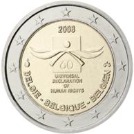 Belgium 2 Euro Comm. 2008 UNC - Belgique