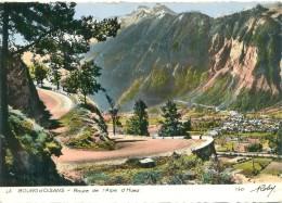 Le Bourg D 'Oisans  - Route Des Alpes D 'Huez                  M126 - Bourg-d'Oisans