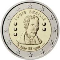 Belgium 2 Euro Comm. 2009 UNC - Belgique