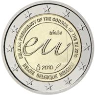 Belgium 2 Euro Comm. 2010 UNC - Belgique