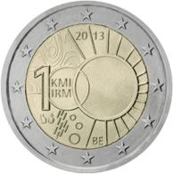 Belgium 2 Euro Comm. 2013 UNC - Belgique