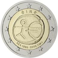 Ireland 2 Euro Comm. 2009 UNC - Irlande