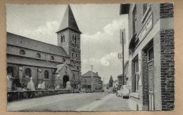 "- **ZICHEN-ZUSSEN-BOLDER**-""""Kerkstraat  """". - Riemst"