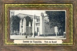 Paris - Souvenir De L' Exposition Des Arts Décoratfs - Carte à Systeme Avec 10 Vues à L'intérieur - Expositions