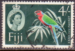 FIJI 1959 SG #308 4sh Used Wmk Mult. Script CA - Fiji (...-1970)