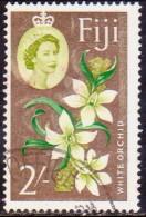FIJI 1962 SG #319 2sh Used Wmk Mult. Block CA - Fidji (...-1970)