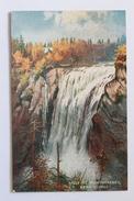 FALLS OF MONTMORENCY, NEAR QUEBEC, CANADA - Raphael Tuck Oilette Postcard #2557 - Quebec