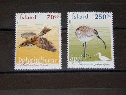 Iceland - 2003 Birds MNH__(TH-15143) - 1944-... Republik