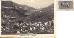 TACENO  LECCO  Fg  Valsassina  Panorama - Lecco