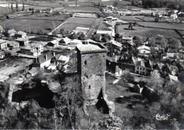 ORTHEZ : Vue Aérienne Sur La  Tour Moncade - Orthez