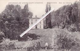 Environs De COURT-SAINT-ETIENNE - OTTIGNIES, Bois Du Chenois - Splendide Carte Circulée En 1905 - Court-Saint-Etienne