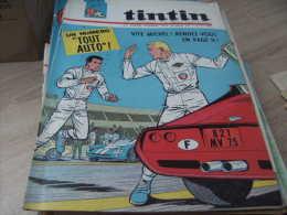 Le Journal De Tintin Année 1966 : 20ème Année  N° 3 Michel Vaillant Graton - Tintin