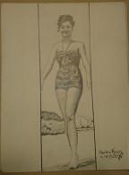Dessin Au Crayon-Illustrateur -Barbara_Warner (4) - Drawings