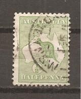 Australia. Nº Yvert  1 (usado) (o) - 1913-36 George V : Heads