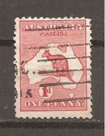 Australia. Nº Yvert  2 (usado) (o) - 1913-36 George V : Heads